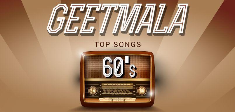 Geetmala Top songs 60s (1960)
