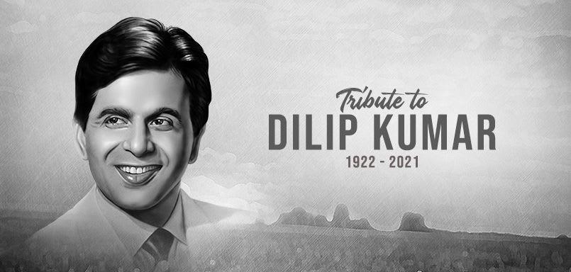Tribute to Dilip Kumar