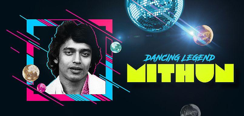 Dancing Legend Mithun