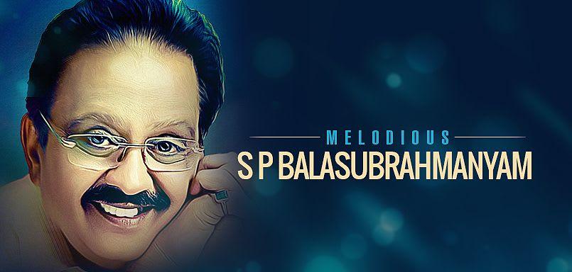 Melodious S. P. Balasubrahmanyam