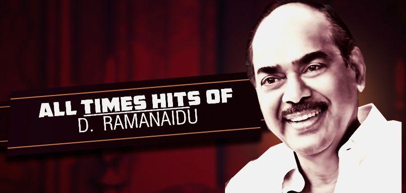 All Times Hits of D. Ramanaidu