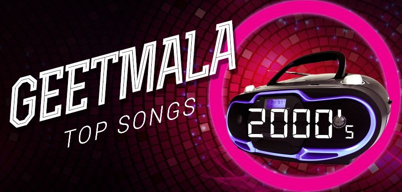 Geetmala Top songs 2000s (2000)