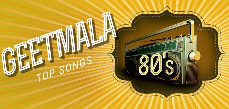 Geetmala Top songs 80s (1980)